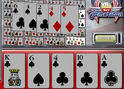 Videopoker all american