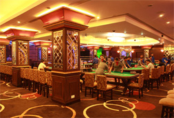 The Majong Casino in Sikkim