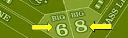 Big 6 and big 8