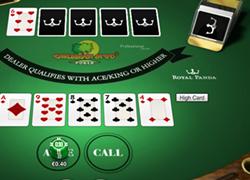 Caribbean Stud Poker Royal Panda