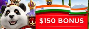 Royal Panda India bonus