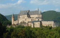 Luxembourg landmark