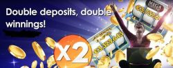 Casino Euro August promotions