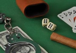 Handcuffs gambling
