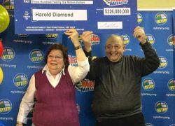 Harold Diamond jackpot