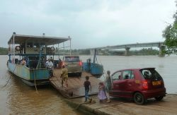 Kiranpani Aronda ferry