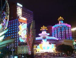 Macau casino's
