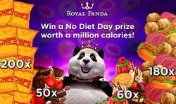No diet day promo