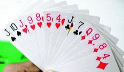 Rummy cards