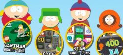 South Park slot bonus games