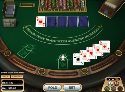 online casino review caribbean stud