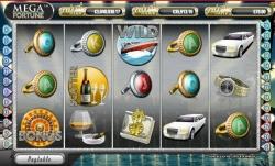 Mega Fortune Unibet Casino