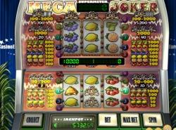sands online casino mega joker