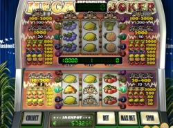 Mega Joker Casino Euro