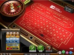 Roulette at Maria Casino