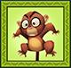 Wild monkey tarsier