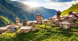 Azerbaijani landscape