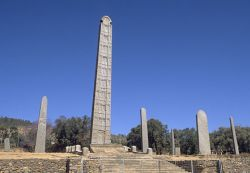 Field obelisks