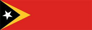Flag East Timor