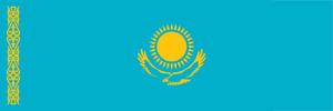 Flag Kazakhstan