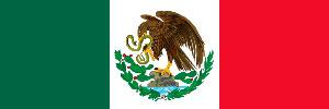 Flag Mexico