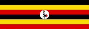 Flag Uganda
