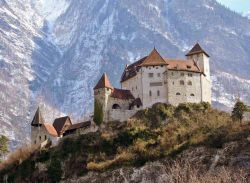 Gutenberg Castle Liechtenstein