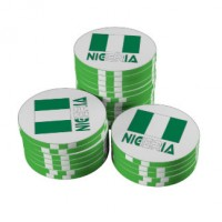 Nigeria casino chips