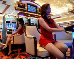 Philippines land based casino