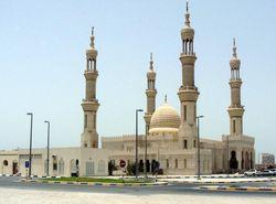 Sheikh Zayed Mosque Ras al Khaimah