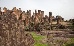 Sindou Peaks