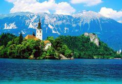 Slovenia landscape